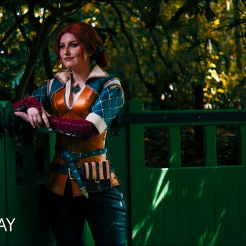 Triss Merigold The Witcher