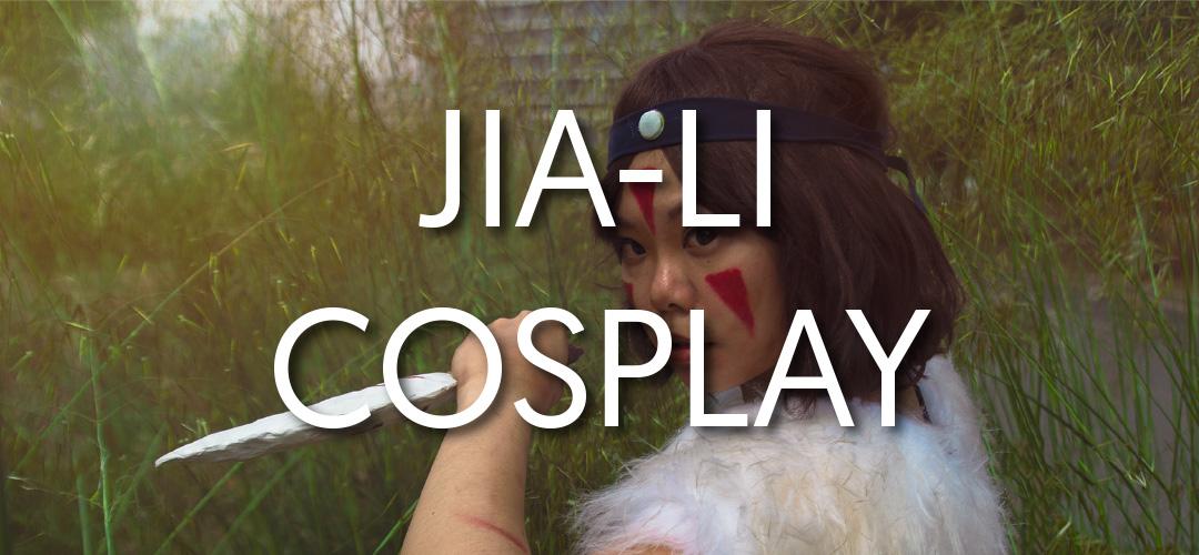 Jia-Li Cosplay