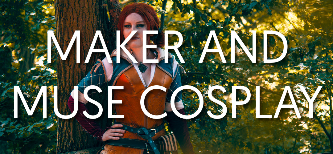 Maker And Muse Cosplay