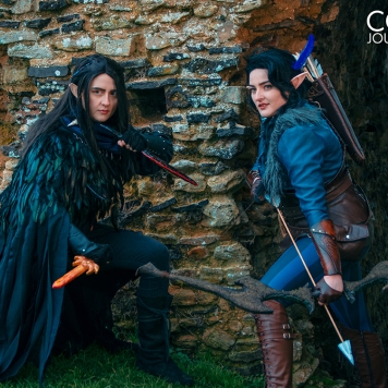 Vex and Vax Critical Role