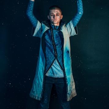 Markus Detroit Become Human DBH cosplay UK costume comic con MCM London
