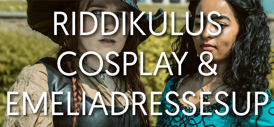 Riddikulus Cosplay and Emiliadressesup