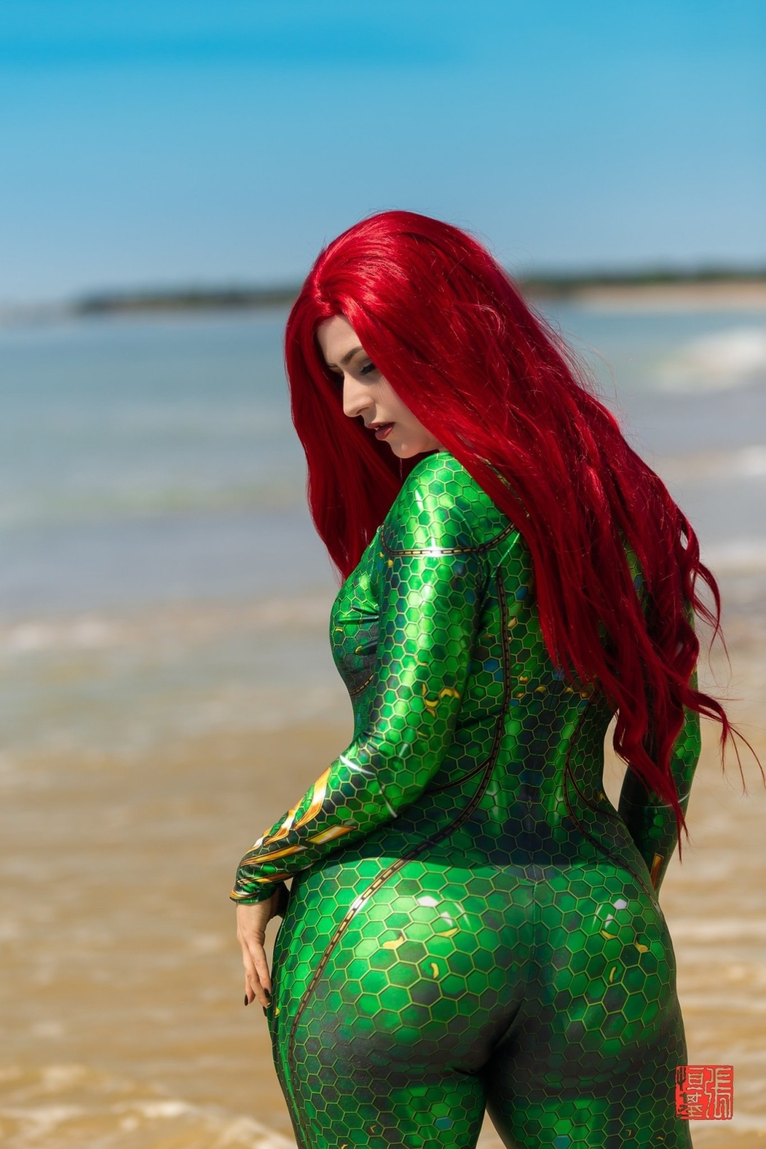 cosplay mera aquaman dc comics uk cosplay