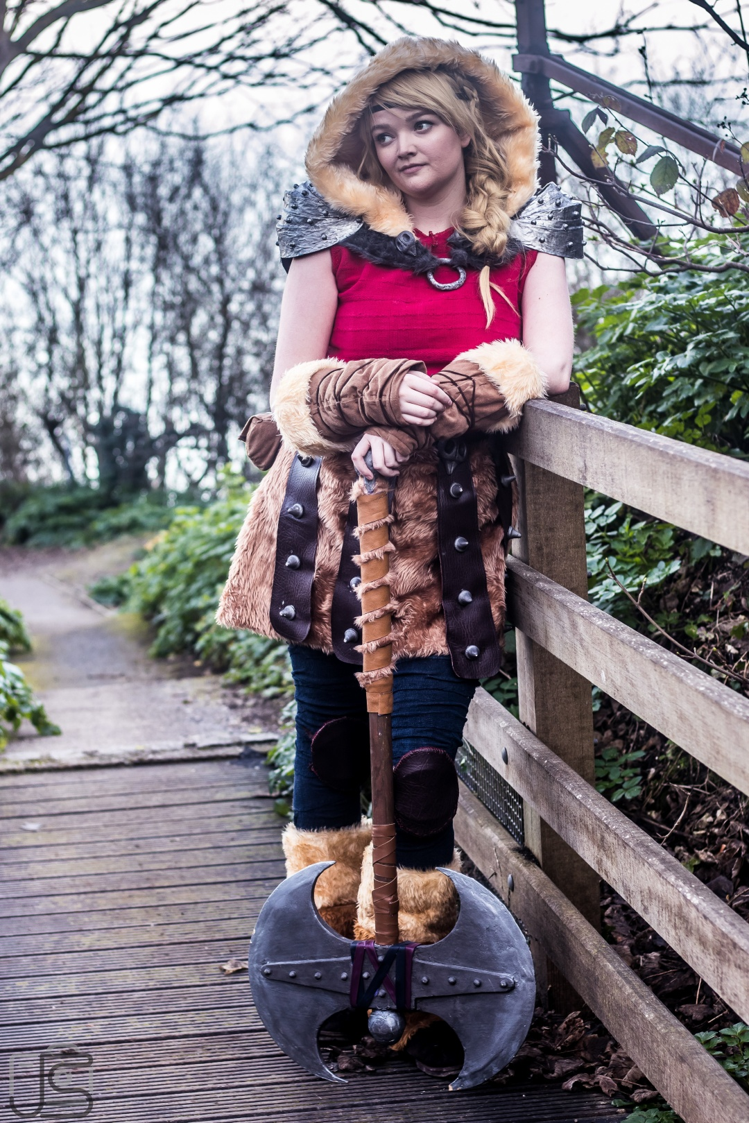 cosplay how to train your dragon astrid uk cosplay comic con