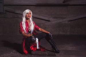 Dante from Devil May Cry - Sonesh Joshi Photography
